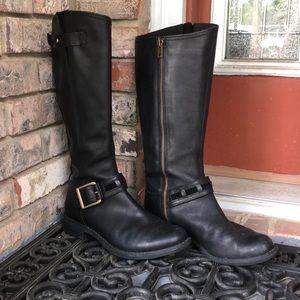 Timberland boots size 8 black